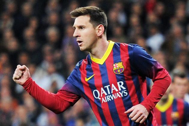 Barcelona vs. Atletico Madrid: Champions League Live Score, Highlights, Report