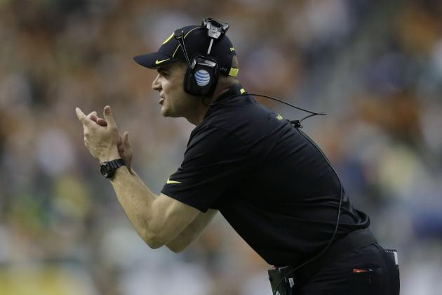 Oregon Football: Ducks Will Take Next Step in Year 2 Under Mark Helfrich
