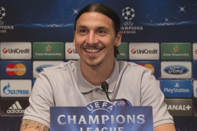 Should Jose Mourinho Consider Transfer Move for PSG Striker Zlatan Ibrahimovic?