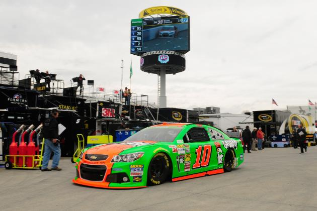 Danica Patrick: Latest News and 2014 Sprint Cup Ranking Ahead of Texas