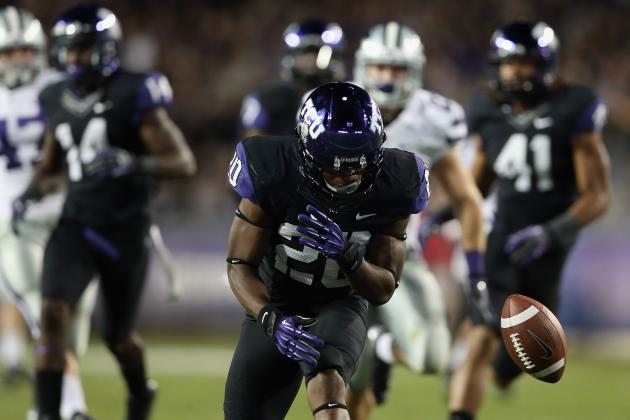 TCU Looks for Playmakers at the Offensive Skill Positions