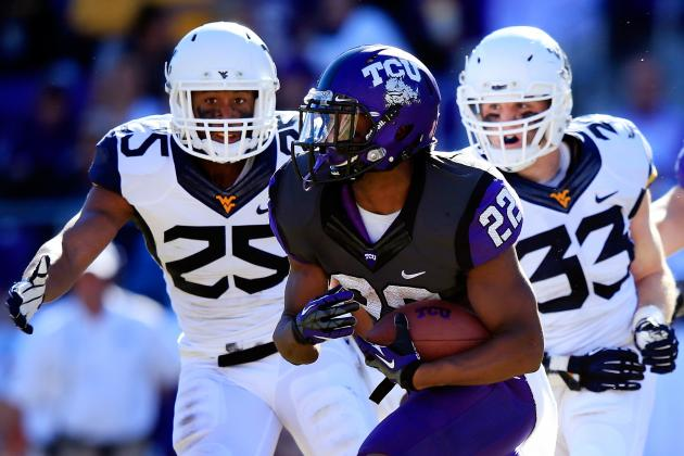 Spring Practice Taking Toll on TCU Running Back Corps