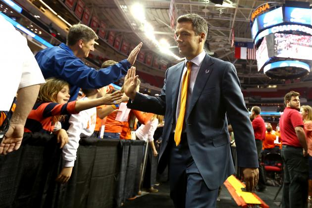 Virginia Coach Tony Bennett Negotiating Contract Extension