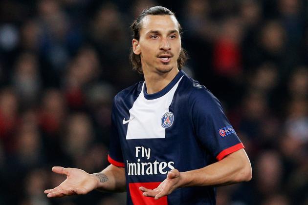 Should Jose Mourinho Consider Transfer Move for PSG Striker Zlatan Ibrahimovic?