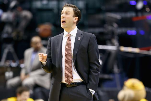NIT Coaches Give Kudos to Richard Pitino ... and Tubby Smith