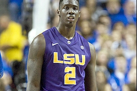 O'Bryant Leaving LSU, Declaring for Draft