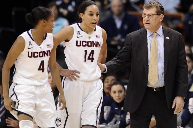 NCAA Women's Basketball Bracket 2014: Updated Info and Final 4 Players to Watch