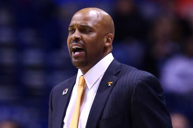 Cuonzo Martin Will Remain at Tennessee; Contract Modifications Underway