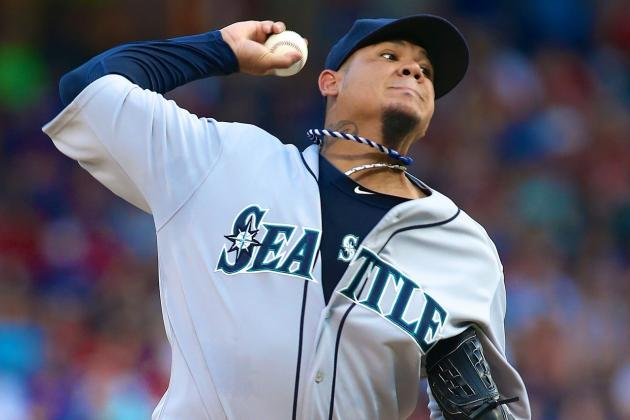 Felix Hernandez, Mariners Offense Tease Breakthrough 2014 Season in Opener