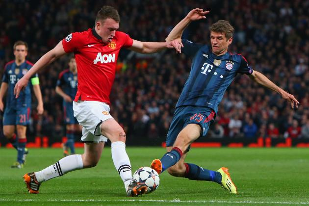 Man United vs. Bayern Munich: Champions League Live Score, Highlights, Report