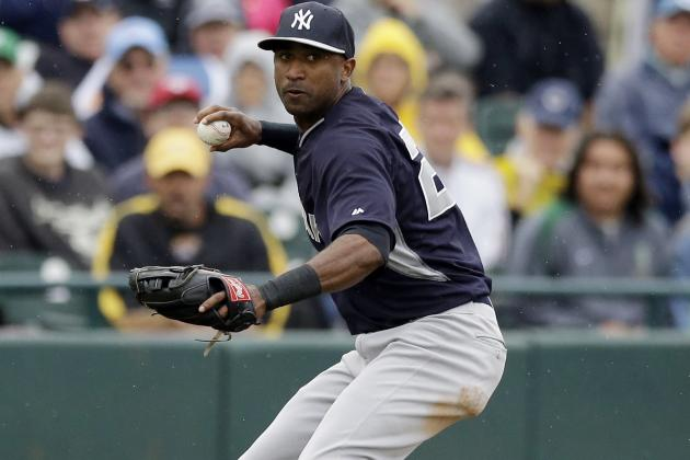 Report: Yankees Designate Eduardo Nunez for Assignment