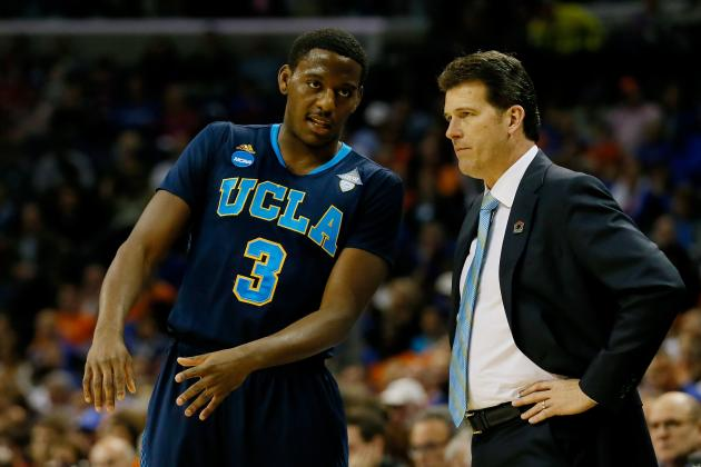 Report: UCLA Leading Scorer Jordan Adams to Test NBA Draft