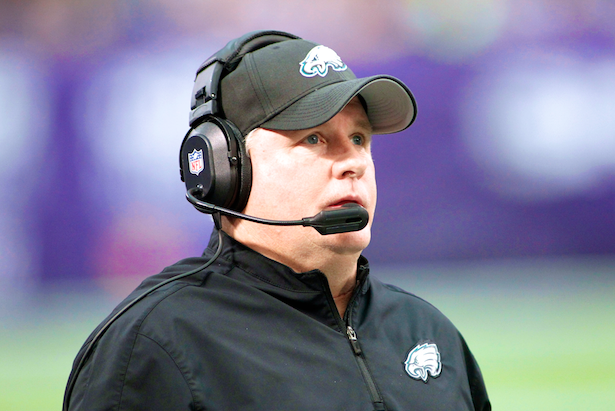 Chip Kelly Declines Eagles Fans' Wedding Invitation Due to 2014 NFL Draft