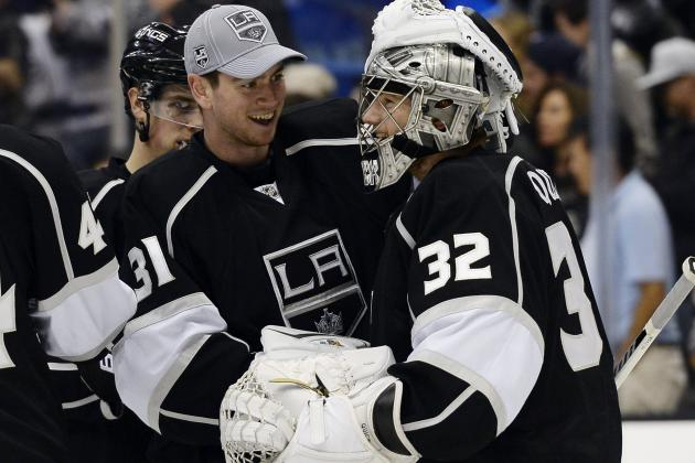 LA Kings Match Franchise Record for Shutouts in a Season