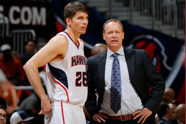 Atlanta Hawks on Pace to Become NBA's Worst Playoff Team Since 1994-95