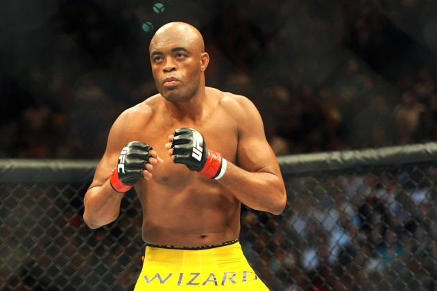 Anderson Silva Training to Become a Police Officer