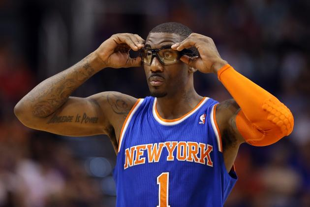 Amar'e Stoudemire Proving Integral to New York Knicks' Playoff Push