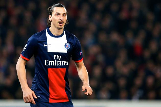 Zlatan Ibrahimovic Rules out Move to Premier League Ahead of Chelsea Clash