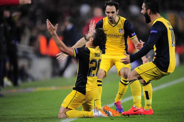 Why Atletico Madrid Are Favourites vs. Barcelona After Quarter-Final 1st Leg