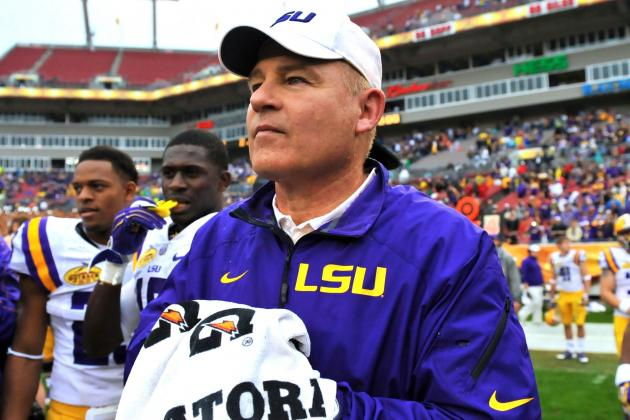 Don't Expect the Rest of the SEC to Follow LSU's Lead in Scheduling Pac-12 Teams