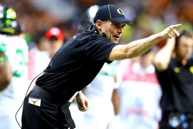 Oregon Football: Ducks Will Take Next Step in Year 2 Under Mark Helfrich