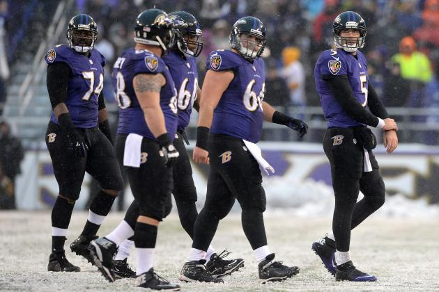 2014 Baltimore Ravens Schedule: Full Listing of Dates, Times and TV Info