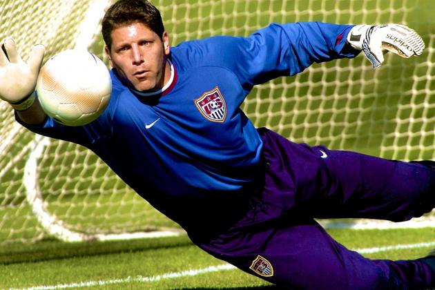 Tony Meola Exclusive: USMNT Legend Talks MLS, Julian Green and Clint Dempsey