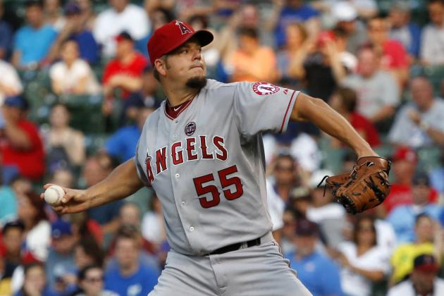 Oakland Athletics Find Quality Depth in Starter Joe Blanton