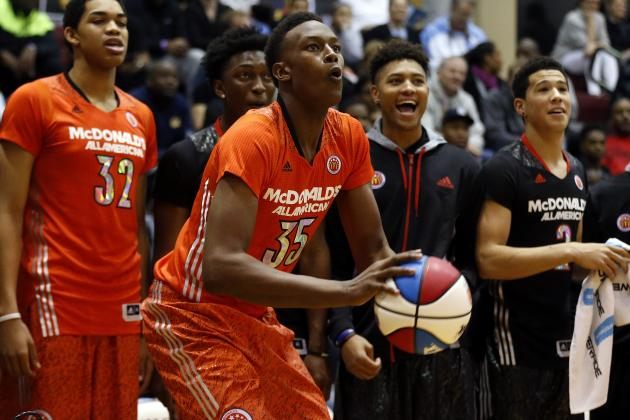 Myles Turner's Commitment Is One of Most Coveted in All of College Basketball
