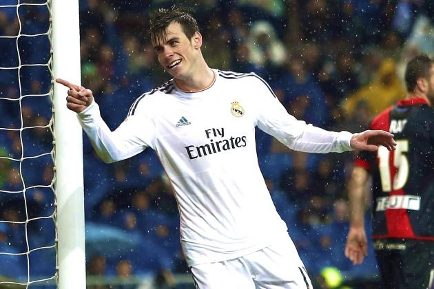 European Team of the Week: Gareth Bale Plays Leading Role for Real Madrid
