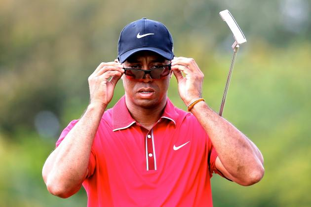 Latest Injury Forcing Tiger Woods to Miss Golden Opportunities in 2014