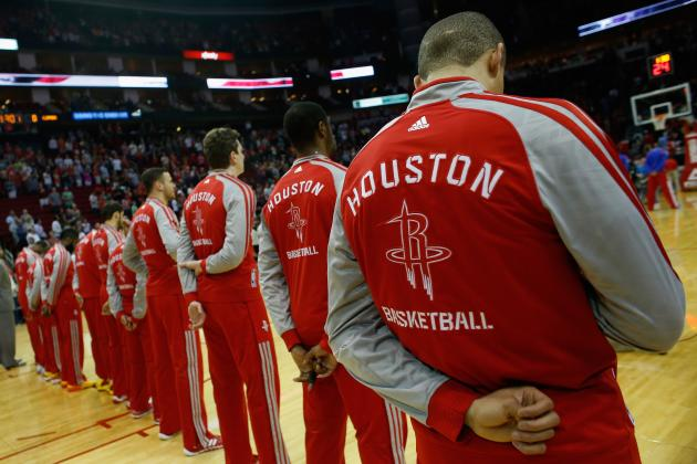 Lawsuit Claims Houston Rockets Players Taunted Food Server with Anti-Gay Slurs