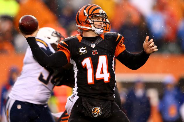 2014 Cincinnati Bengals Schedule: Full Listing of Dates, Times and TV Info