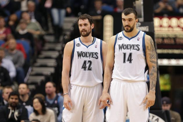 Could Nikola Pekovic Trade Be Key to Timberwolves Keeping Kevin Love?
