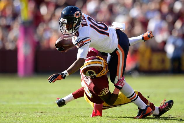 Marquess Wilson Gives Chicago Bears Offense a Chance to Grow in 2014