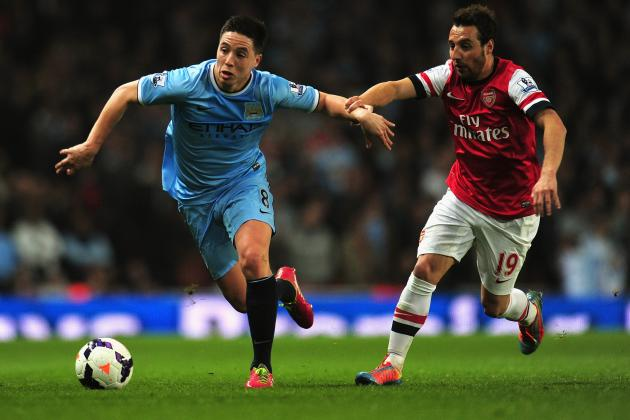 Analysing How Samir Nasri Turned Around His Manchester City Career