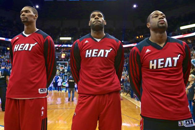Dwyane Wade Says Miami Heat Big 3 Will Meet to Discuss Staying Together