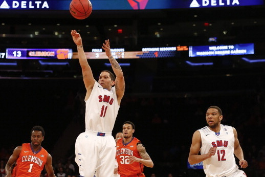 SMU vs. Clemson: Live Score and Highlights for 2014 NIT Semifinal