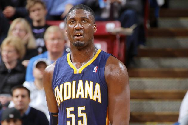 Kwame Brown's Best Year and Roy Hibbert's All-Star Season Are Quite Comparable