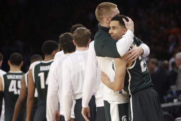 Michigan State Basketball: Reflecting on the Spartans' 2013-14 Season