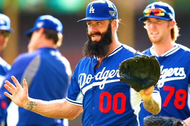 Brian Wilson Injury: Updates on Dodgers Pitcher's Elbow and Return