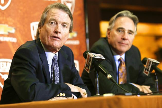 Texas AD Steve Patterson Not Interested in Renewing Rivalry Game vs. Texas A&M