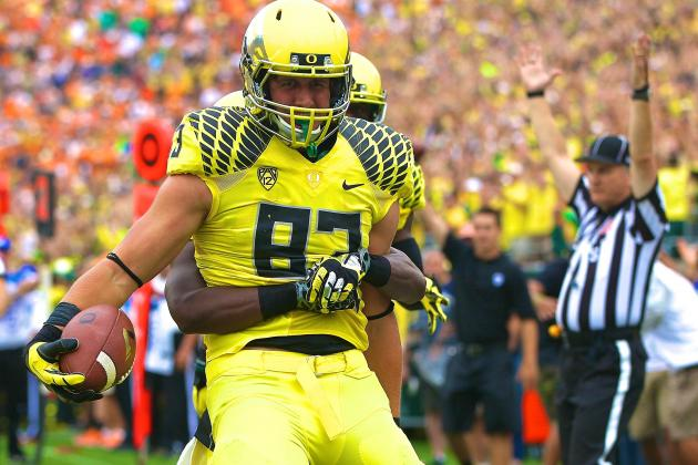 Oregon Football: Ducks Show Up for Spring with Major Weight Changes