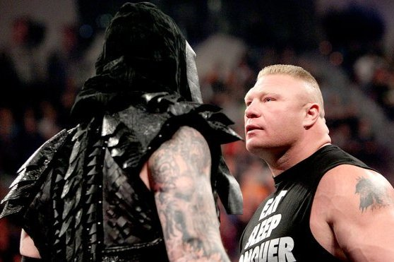 WWE WrestleMania 30: Grading the Build Up Between Undertaker and Brock Lesnar