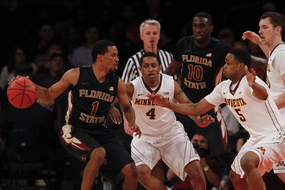 Florida State vs. Minnesota: Live Score and Highlights for 2014 NIT Semifinal