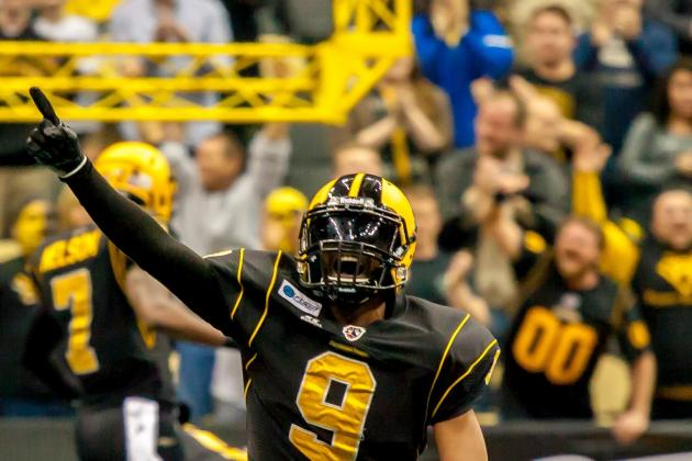 Arena Football League: Pittsburgh Power Earn Respect, Seek More in Week 4