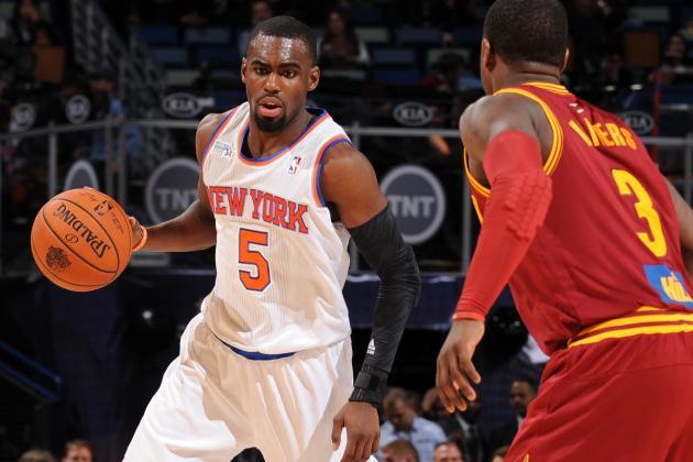 Has Tim Hardaway Supplanted Iman Shumpert as the NY Knicks' Next Big Thing?