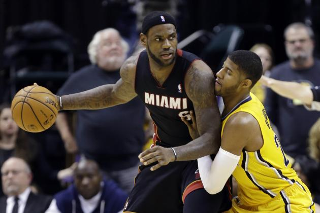 Indiana Pacers' Free-Fall Puts Miami Heat in Eastern Conference Driver's Seat