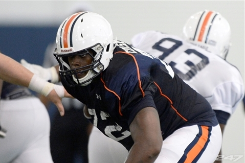 Auburn Football: Shon Coleman's Incredible Cancer Comeback Story