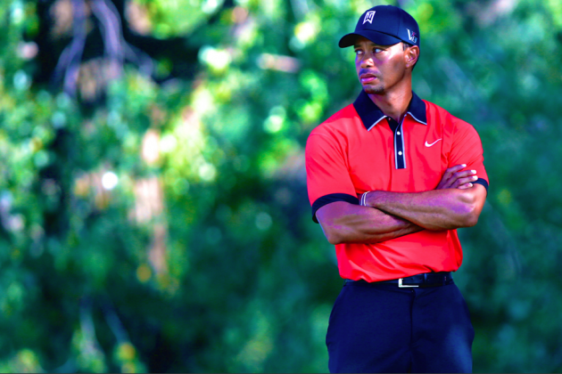 Has Time Run Out for Tiger Woods After Missing 2014 Masters with Back Injury?